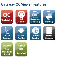 Gateway QC Viewer Features